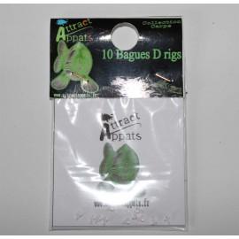 Perle D-rig 3.5x2.5mm