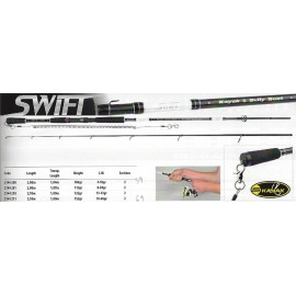 Canne SWIFT KAYAK /float tube SPRO