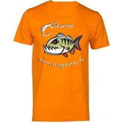 Tee shirt black bass vracpeche