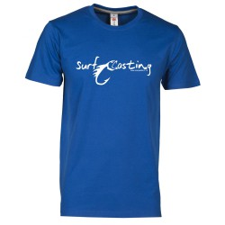 Tee shirt surfcasting logo vracpeche
