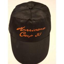 Casquette Snapback noir/orange hurricane carp53