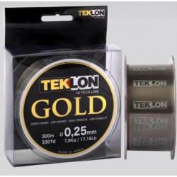 Bobine TEKLON GOLD 300m