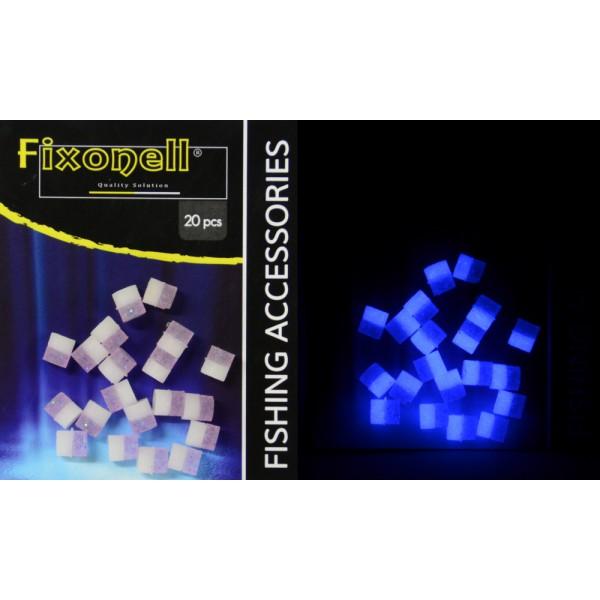 minigum fixonell translucide / mauve