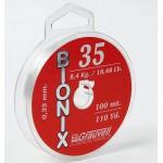 Bobine Bionix 100 m grauvell