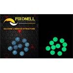 Perles fixonell blanches