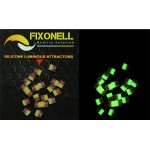 minigum fixonell 2 couleurs Vert / jaune