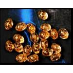 Sachet 20 perles sinking medusa plata