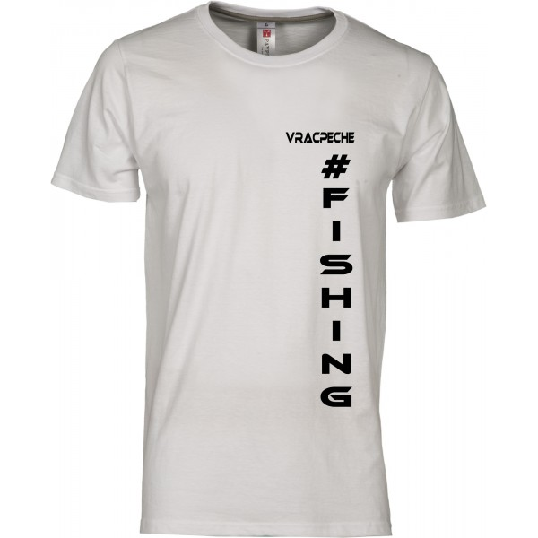 Tee shirt collection vracpeche promo