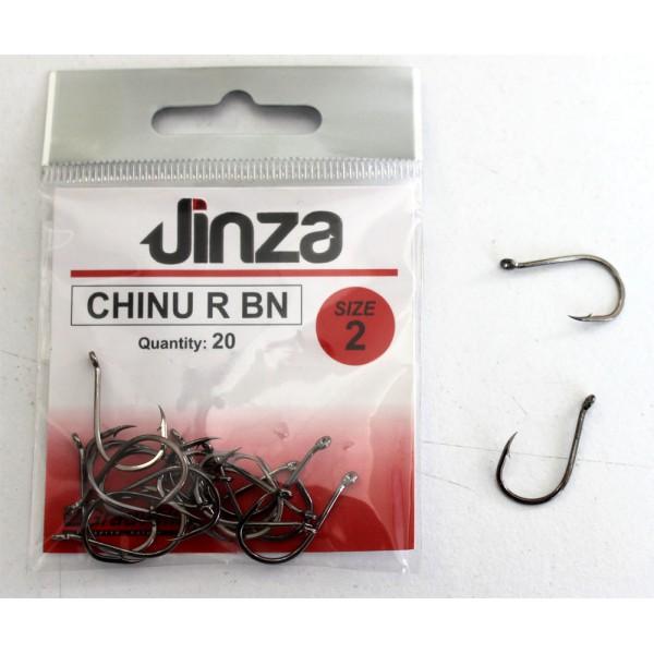 Sachet hameçons CHINU BN palette jinza 7729476cd81