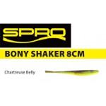 Sachet leurre souple Bony shaker 8 cm SPRO