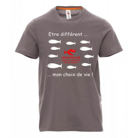 Tee shirt collection vracpeche différent