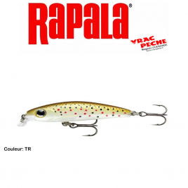 ultra light minnow 6 cm RAPALA