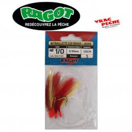 Mitraillette eco rouge  ragot