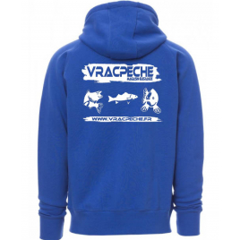 Sweat capuche basic Boutique VRACPECHE