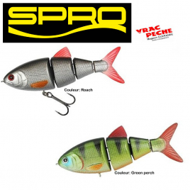 "Swimbait BBZ 6"" SPRO"