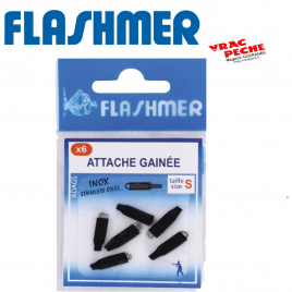 T swivel translucide flashmer