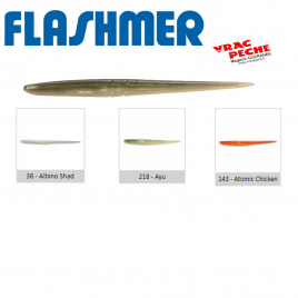 Turbo shad 100 mm Flashmer