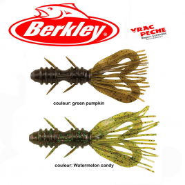 Powerbait crazy legs chigger craw 10 cm berkley