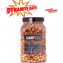 CARPTEC TIGERNUTS 1 litre dynamit bait