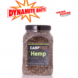 CARPTEC BIG TIGERNUTS 1 litre dynamit bait
