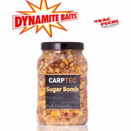 CARPTEC  SEED MIX 1 litre dynamit bait