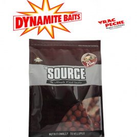 Bouillettes The SOURCE 15 mm 1 kg dynamit bait