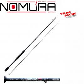 Canne ISEI Jas Pro mono 213  8-28g  nomura