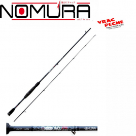Canne HIRO CAMOU FW 198  7-35g nomura