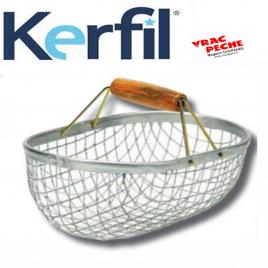 Panier à crevettes adultes vert  Kerfil