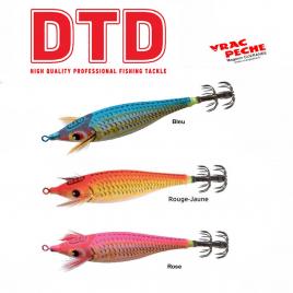 Leurre à seiche Blody fish DTD