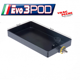 Kit support 2 cannes  EVO3POD