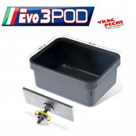 Support accessoires souple Trepied EVO3POD