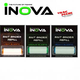 Recharge élastique appats pour  bait binder inova
