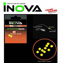 Glow pup up beads inova Inova