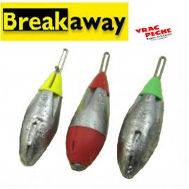 Plomb impact lead grappin breakaway