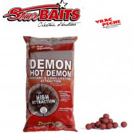 Bouillettes HOT DEMON 1kg 20mm Starbait