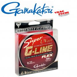 Nylon 150 m Super G line Gamakatsu