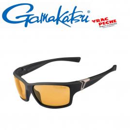 Lunette polarisante flottante g glasses edge Noir gamakatsu