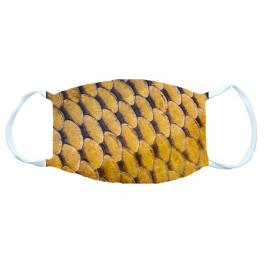 Masque protection Basic 165x105 nocturne carpe