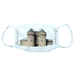 Masque protection Basic 165x105 guerande noir