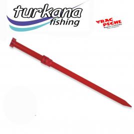 support pique 2 bacs 150 cm turkana fishing