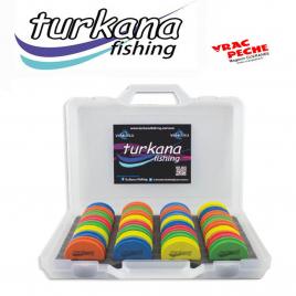 boite 32 plioirs turkana fishing