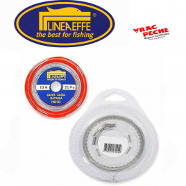 Bobine acier inoxydable ultra souple 7x7  13lbs