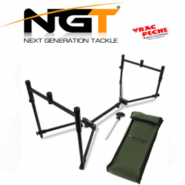 Quick fish rod pod ngt