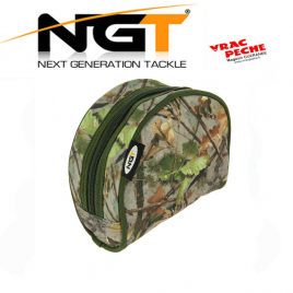 SAc 6 pots camo Glug Bag