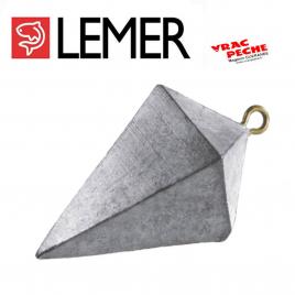 Plomb pyramide blanc