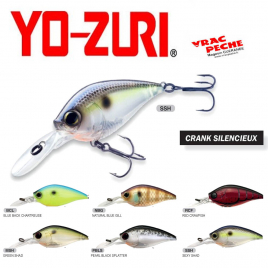 3DB crank 1.5MR 60 mm YO ZURI