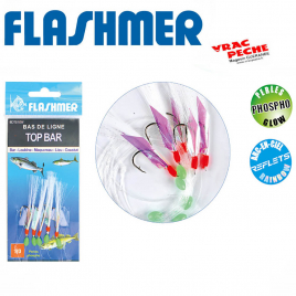 Pochette 500 élastiques flashmer