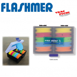 Plioir mousse rond 65 mm flashmer