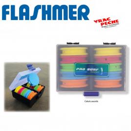 Plioir mousse rond 65 mm flashmer